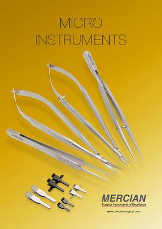 Mercian Micro Instruments