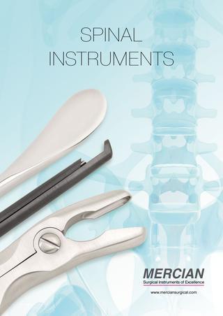 Mercian Spinal Instruments